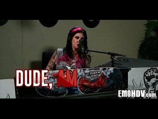 emo goth lesbos