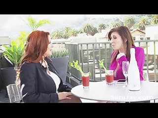 Sara jay fucks horny mexican milf
